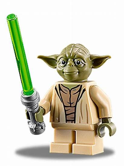 Lego Yoda Wars Characters Mugshot Animals Jedi