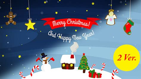 after effects template christmas greetings 2017 christmas after effects template videohive 19189930