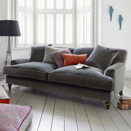 gray velvet loveseat best grey velvet sofa ideas on