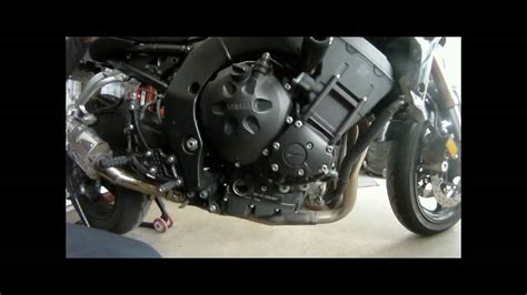 Yamaha Fz1 Motorcycle Maintenance Pt 3 (coolant & Lights