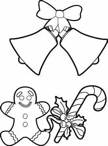 Fun Christmas Things Coloring Page For Kids  U2013 Supplyme