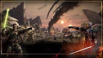 Wallpapers Swtor Wars Star Republic Wallpapersafari Desktops