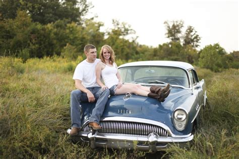 Vintageinspired Love Sesh With A Classic Carvintage