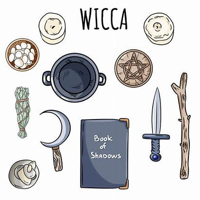 Wiccan Doodles Wicca Witchcraft Rituals Occult Magical