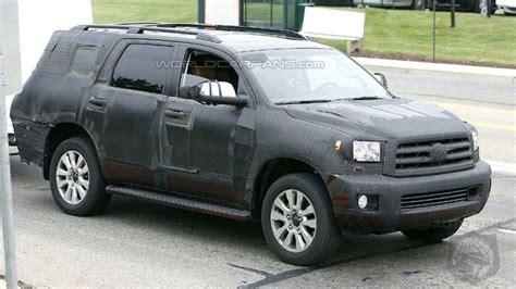 toyota sequoia platinum redesign diesel interior