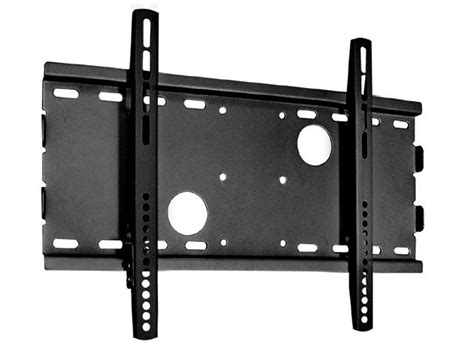 tv on wall mount titan series fixed tv wall mount bracket for tvs 32in to