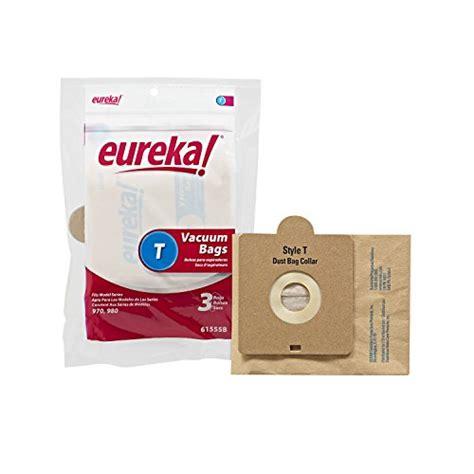 eureka rally  vacuum bags amazoncom