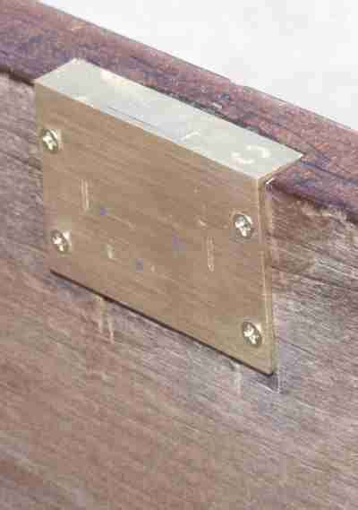 Chest Of Drawers Repair Parts by All Locksets Replaced With Hardware From