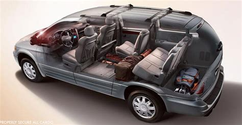CHRYSLER TOWN AND COUNTRY - 322px Image #8