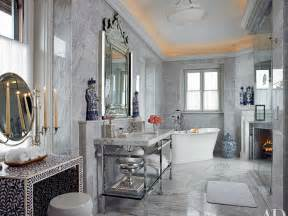 marble bathroom renovating ideas architectural digest - Renovating A Kitchen Ideas