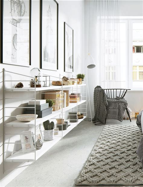 Bright And Cheerful 5 Beautiful Scandinavian Inspired Interiors by Bright And Cheerful 5 Beautiful Scandinavian Inspired