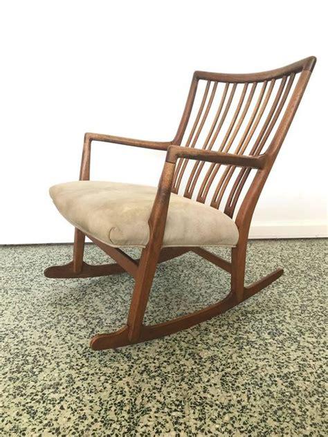 ed by furniture hans wegner rocker for mikael laursen 1942 1944 for 7029