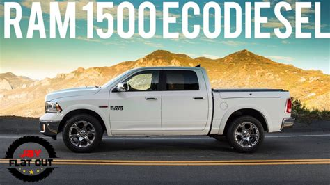 2018 Ram 1500 Ecodiesel Review