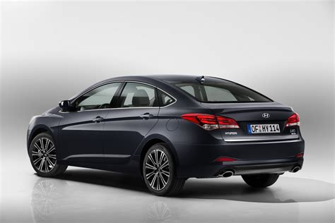 This Is The Refreshed Hyundai I40  Gains Dualclutch