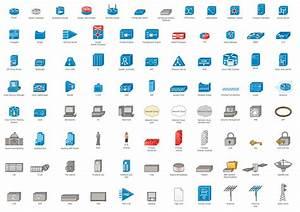 Cisco Network Topology Icons