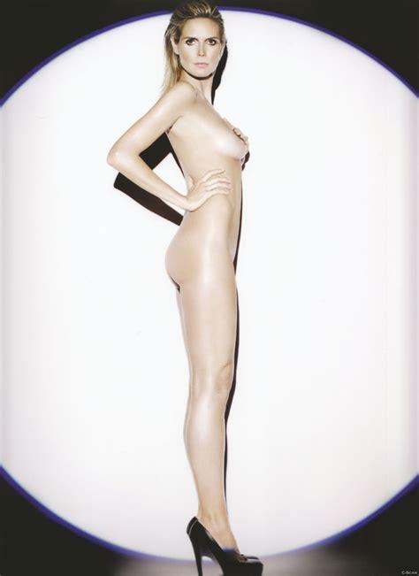 Photos Of Stars Heidi Klum Nude