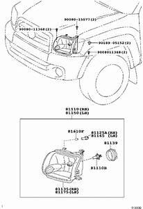 2006 Toyota Tundra Headlight Bulb  Aiming  Tungsram