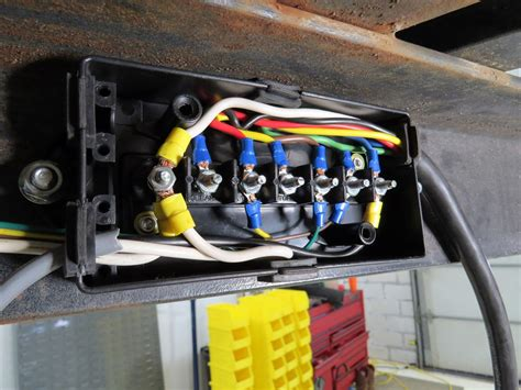 Trailer Wiring Junction Box Spectro Accessories Parts