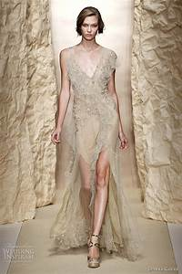 Donna karan spring summer 2011 wedding inspirasi for Donna karan wedding dresses
