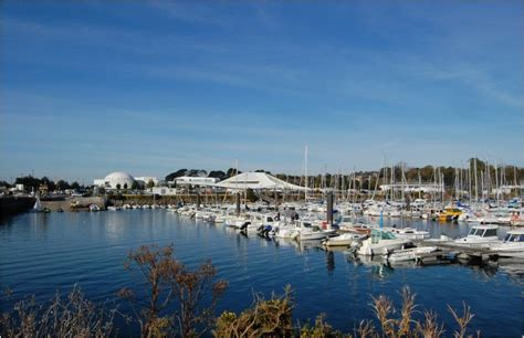 le port de plaisance et oc 233 anopolis brest cityscape photos martine s photoblog