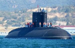 Vietnamese Navy Kilo Submarines  U2013 Indo