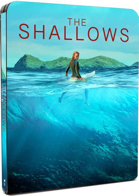 shallows limited edition steelbook blu ray zavvi