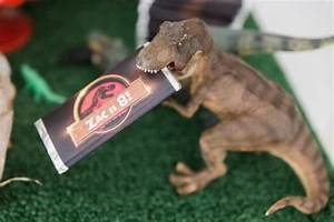 Jurassic Park Invitations A Jurassic Park Inspired Boy S Dinosaur Birthday Party