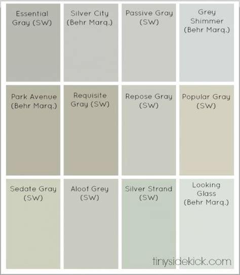 how to choose neutral paint colors 12 neutrals