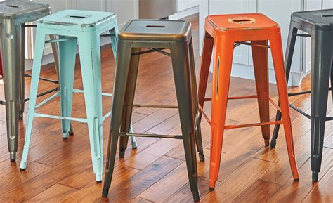 how to choose the right bar stool height improvements