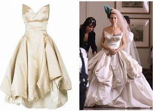 Carrie Bradshaw Dress Quickly Sells out on Net-a-Porter