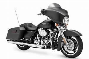 news bikes: Harley-Davidson FLHX Street Glide