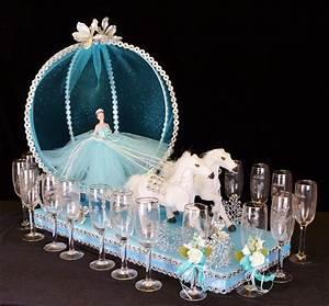"21"" Cinderella Toasting Sets #TS44 - Joyful Events Store"