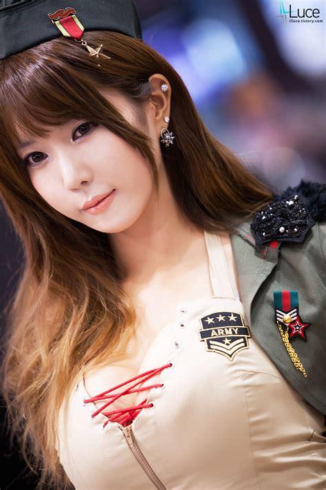 Tante Bugil Heo Yoon Mi Model Seksi Korea