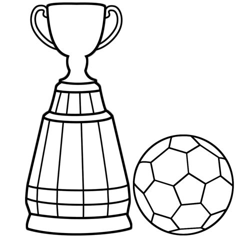 soccer ball coloring pages   print