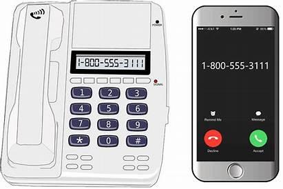 Landline Phone Mobile Virtual Answer Calls Systems