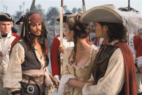 Imagine Jack Sparrow Johnny Depp Elizabeth Swann