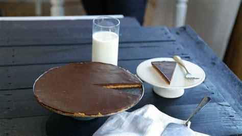 cuisine sans cuisson tarte choco amandes sans cuisson cuisine fut 233 e parents