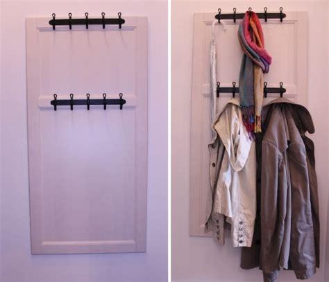 porte manteau sur une porte laxarby