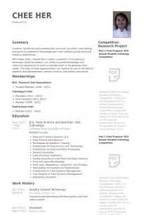 qa qc curriculum vitae quality resume sles visualcv resume sles database