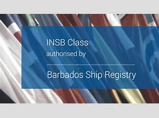 Barbados delegates INSB Class for Statutory work INSB Class