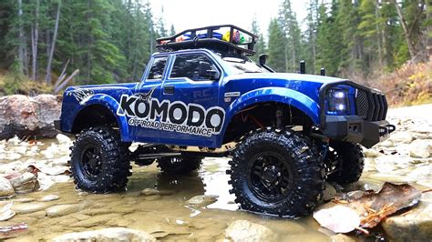 electric 4x4 vehicle rc adventures g made gs01 komodo 4x4 1 10 electric trail