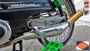 1978 Silver Puch Maxi With Cool Green Accents  Sold
