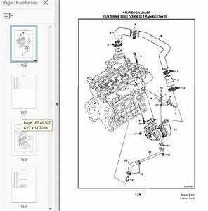 Bobcat Skid Steer Loader A300 Turbo Parts Manual Pdf