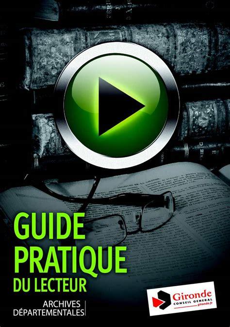 bureau pratique calaméo le guide pratique du lecteur