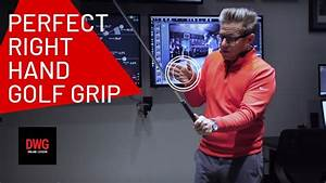 Right Palm Pressure In The Golf Swing