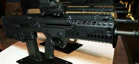 Iwi Reveals The X95 At Shotshow2016
