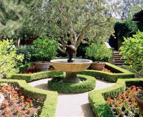 Garden Water Fountains Landscape Traditional With Fountain