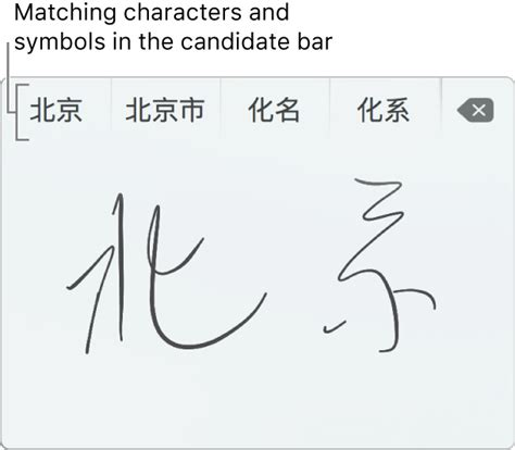 About the Trackpad Handwriting input source on Mac - Apple ...