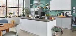 Weiße Arbeitsplatte Küche : wei e k che ~ Sanjose-hotels-ca.com Haus und Dekorationen