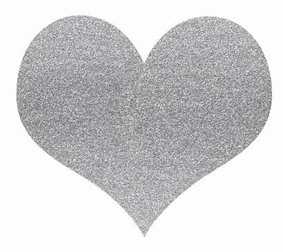 Glitter Clipart Transparent Heart Border Clip Graphic